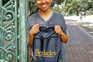 Luis Mora, a UC Berkeley student, was arrested by Customs and Border Patrol at an immigration checkpoint in San Diego County while driving home with his girlfriend over the holidays. A judge ordered him released on bond Wednesday after a short hearing.
