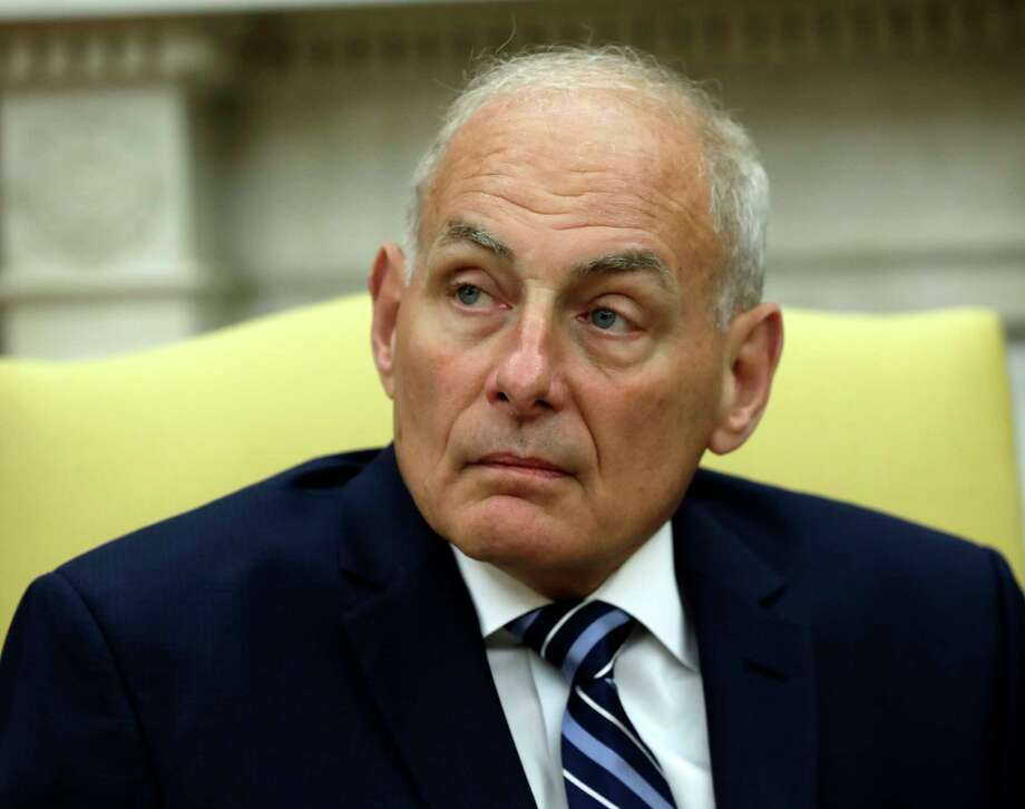 John Kelly outlines Trump's demands for immigration, DACA deal