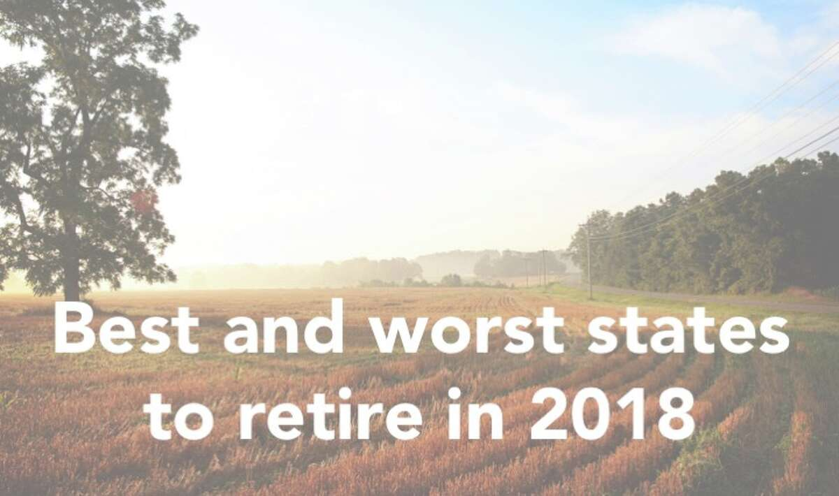 WalletHub took a look at a number of factors to determine the best and worst states to retire. Here are the states that came in at the top (and bottom) of the list.