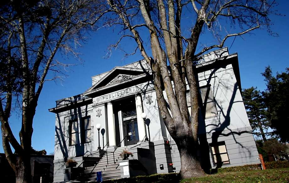 The Healdsburg Museum is one of several attractions and diversions around town that are free. Photo: Spud Hilton, The Chronicle