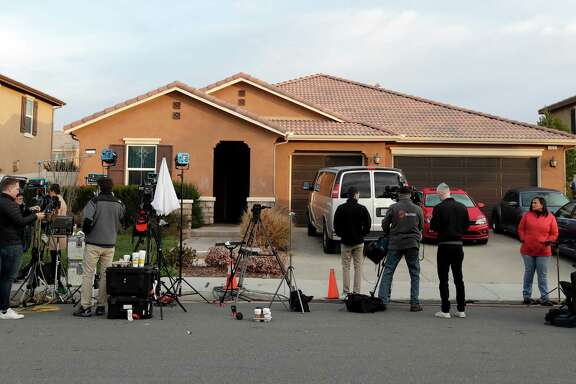 Neighbors thought activities at the Perris, Calif., home of David and Louise Turpin, now charged with torture and child endangerment, seemed odd, but none thought children were being abused.