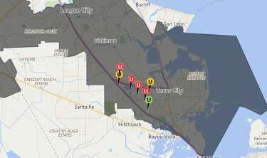 tnmp power outage map Texas Company Tweets Power Outages Not Expected Then 8 400