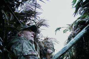 Excellent concealment and a lack of movement, always crucial for waterfowlers' success, are particularly important during the final couple of weeks of duck season when birds are at their wariest.