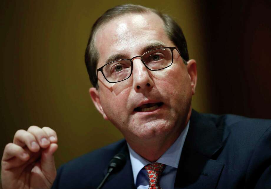 Senate Finance Committee advances Alex Azar's nomination to head HHS