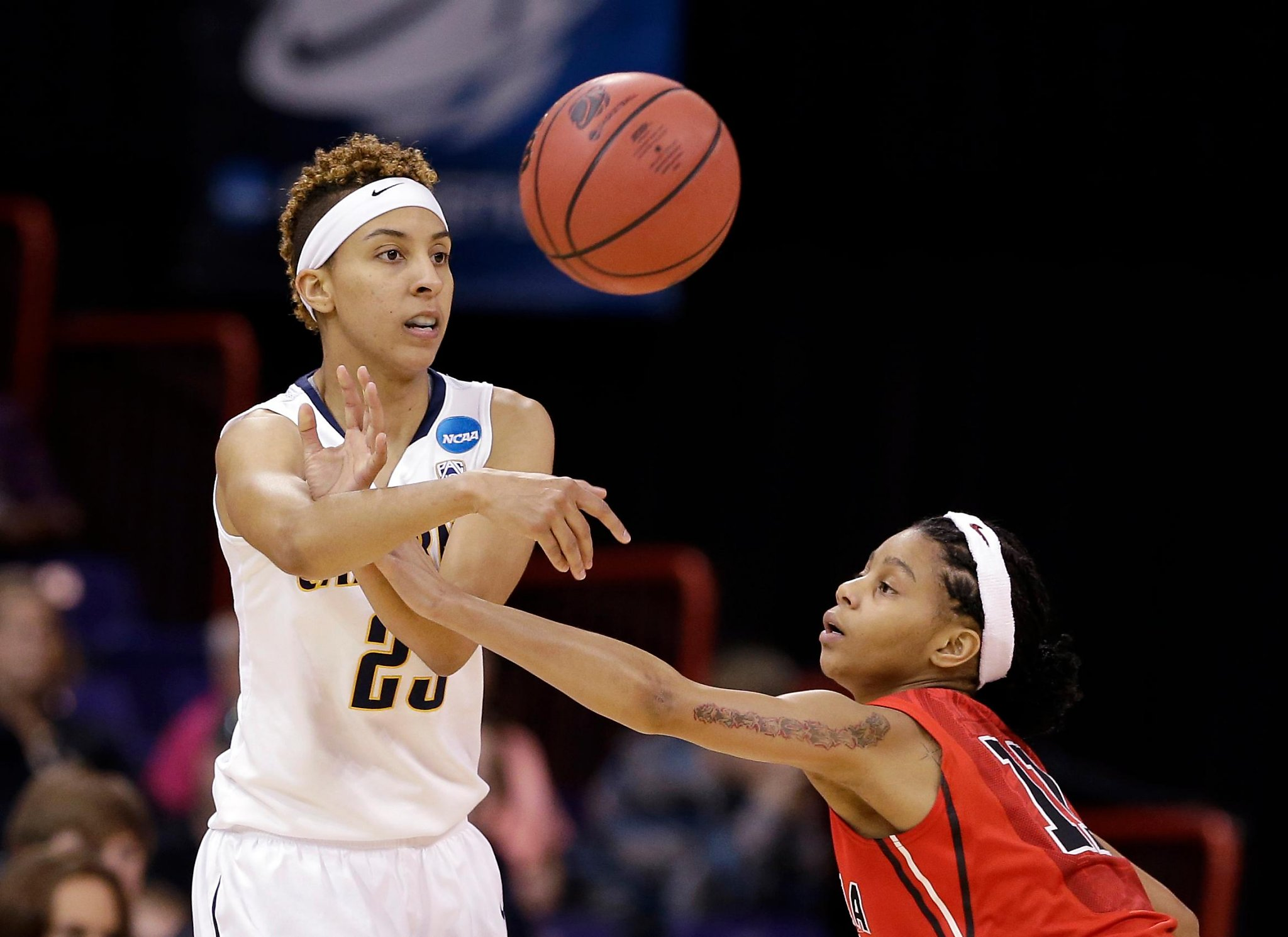 Ex-Cal player Layshia Clarendon alleges sexual assault by university