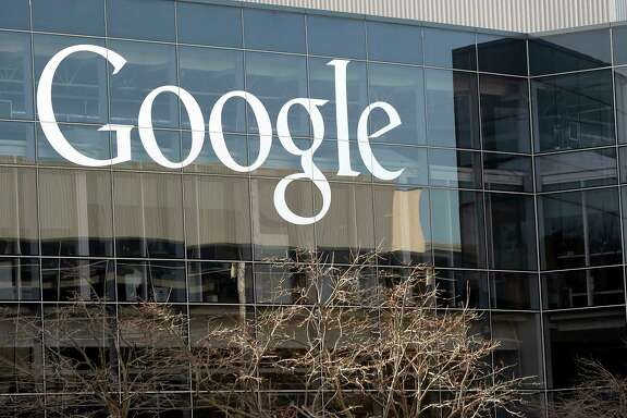 FILE - This Thursday, Jan. 3, 2013, file photo shows Google's headquarters in Mountain View, Calif. Google says humans will now review video from its most popular YouTube creators after recent complaints. (AP Photo/Marcio Jose Sanchez, File)