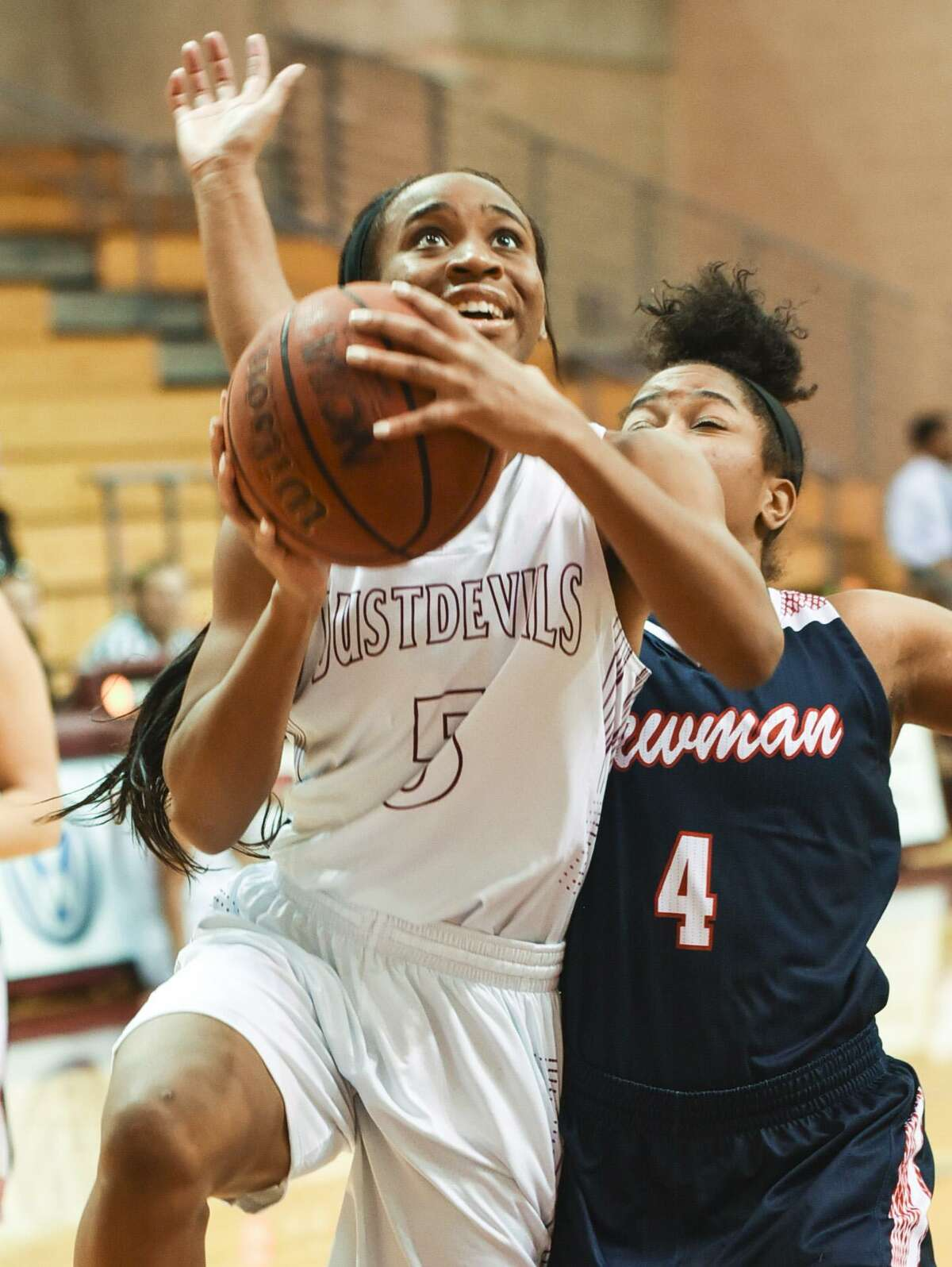 Guard Passionate Amukamara leads the Dustdevils into this week's matchups at Arkansas-Fort Smith and Rogers State, the latter being a meeting of the only two winless teams in the Heartland Conference.