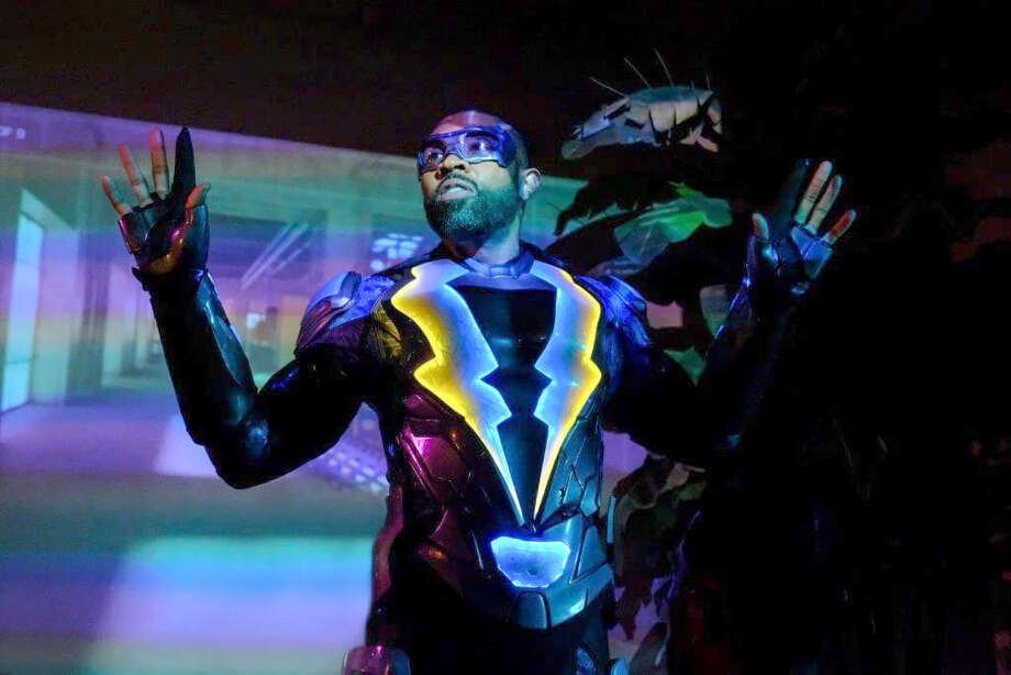 """Black Lightning"" stars Cress Williams in the titular role. Photo: CW / CW"