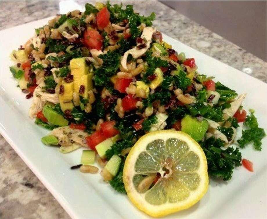 Sysco's California Kale & Kamut Salad