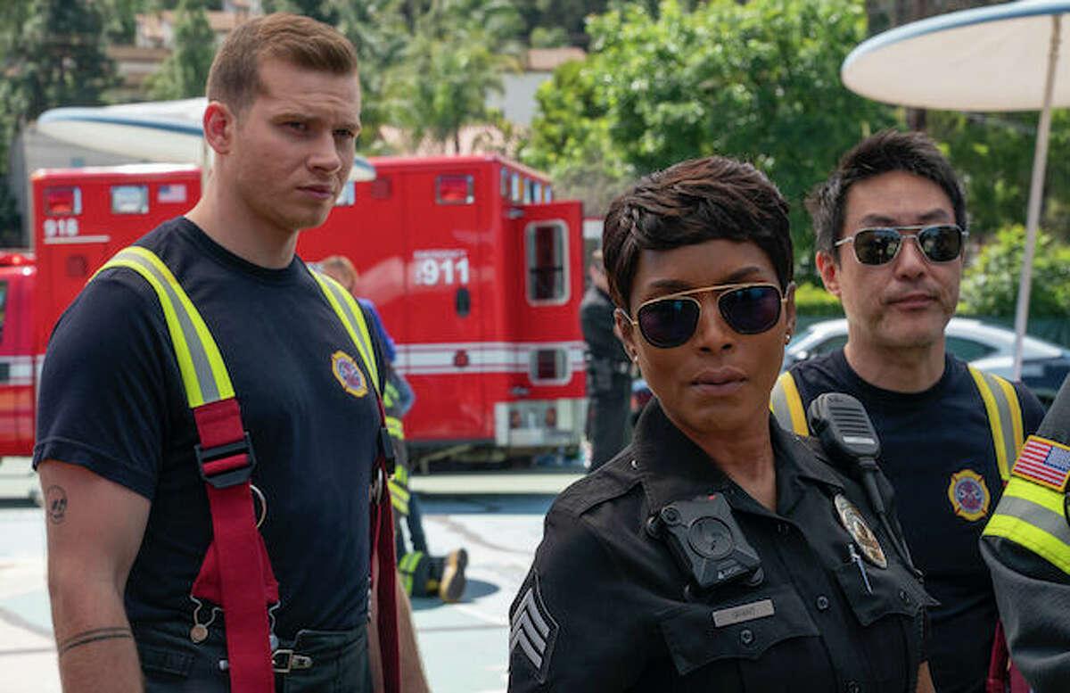 10. 911, Fox 6.81 million viewers