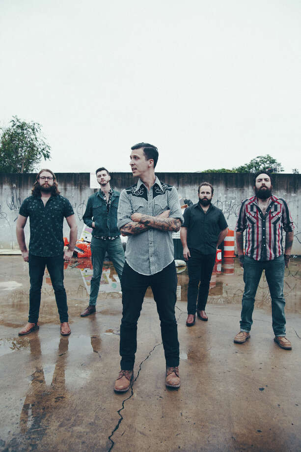 With a fresh roster of musicians American Aquarium head to Rockin' Rodeo Jan. 18 at 8 p.m. Photo: Joshua Black Wilkins
