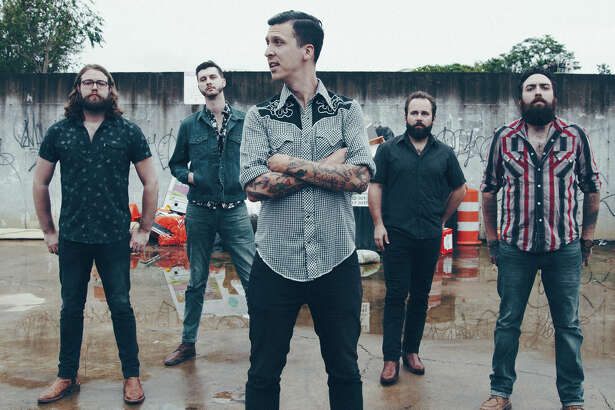 With a fresh roster of musicians  American Aquarium head to Rockin' Rodeo Jan. 18 at 8 p.m.