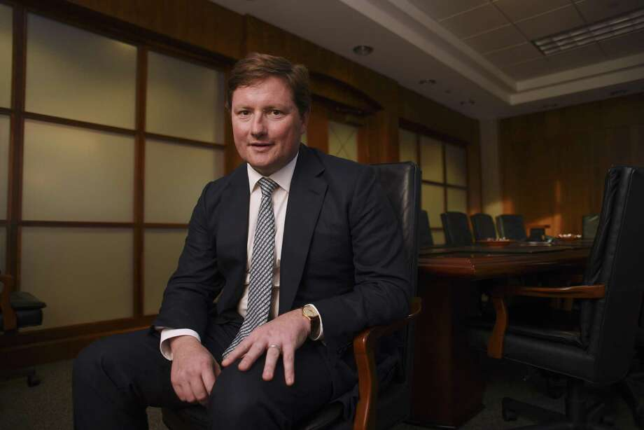 Rad Weaver is CEO of McCombs Partners and oversees an investment portfolio of more than 40 companies. Photo: Billy Calzada /San Antonio Express-News / San Antonio Express-News