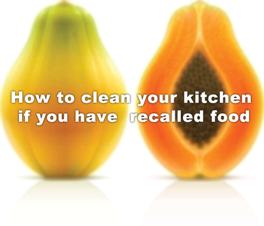 Click through the slideshow for how to clean your refrigerator if you have recalled food, according to the Centers for Disease Control and Prevention.