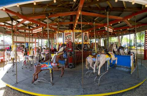 17af83139166 Kiddie Park carousel just one of several classic merry-go-rounds in ...