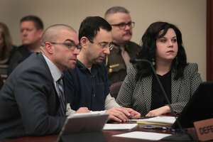 "Dr. Larry Nassar, the former national team doctor for USA Gymnastics accused of sexually assaulting at least 50 women, was derided in court after penning a letter to the judge that listening to victims statements was ""detrimental to his mental health."""