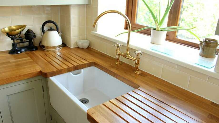 Wood Countertops For Rustic And Modern