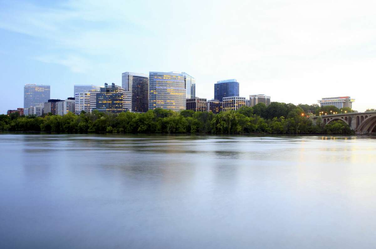 9. Arlington, Virginia Spending per resident: $217