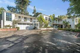 11 Pine Court in Kentfield is a five-bedroom with nearly 5,000 square feet of living space.
