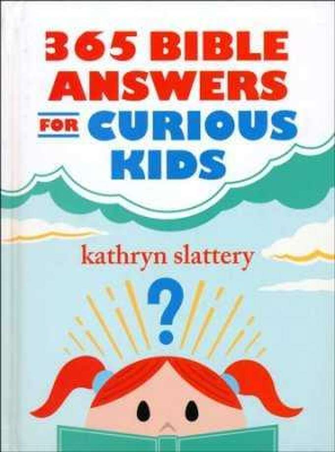 "Former longtime New Canaan, Conn. resident Kathryn ""Kitty"" Slattery released her book ""365 Bible Answers for Curious Kids"" in November 2017. Photo: Contributed Photo / Contributed Photo / New Canaan News contributed"