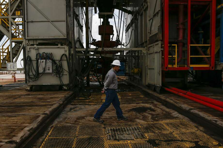 The Permian and Midland County also saw an increase in their rig counts. The basin gained two for a total of 464, and Midland gained one for a total of 4 Photo: Michael Ciaglo/Houston Chronicle