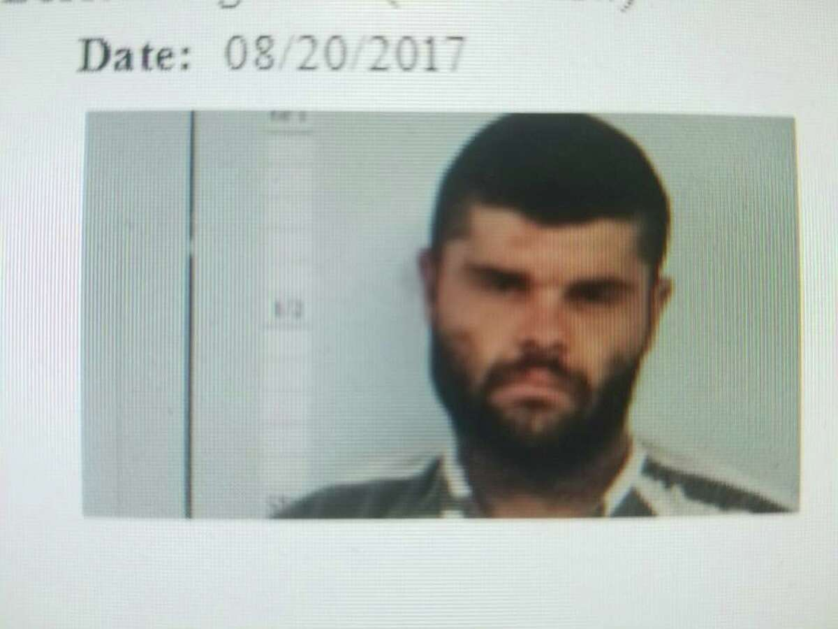 J.D. Kinzie, 29. Photo: Kountze Police Department