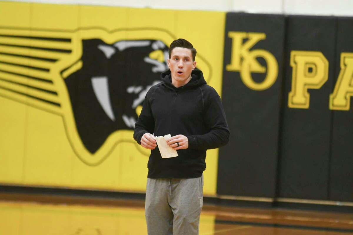 """Klein Oak finished 19-12, its first winning season since 1995, under Kolby Huseman's first year as head coach, accumulating more wins than the previous three seasons combined. """"It went well, we won more games that first year than the last few years combined,"""" Huseman said. Klein finished 1-27 in 2013, 4-28 in 2014, 7-23 in 2015 and now the second-year coach is changing the basketball culture at Klein Oak High School."""