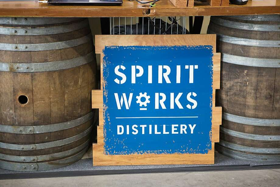 Spirit Works DIstillery Photo: Vivian Johnson, Special To The Chronicle