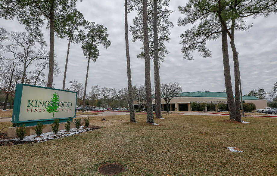 Exterior photograph of Kingwood Pines Hospital, 2001 Ladbrook Drive, Thursday, Jan. 18, 2018, in Kingwood. Photo: Steve Gonzales, Houston Chronicle / © 2018 Houston Chronicle