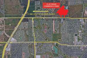 Urban Cos. and InSite Realty plan to develop an industrial park on 92 acres west of Houston.