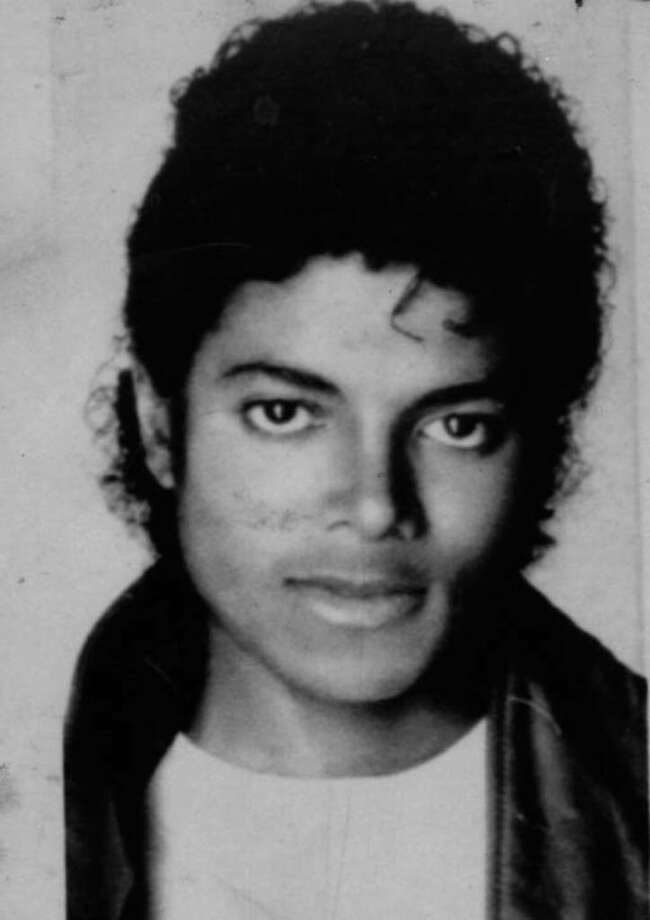 """Michael Jackson and his runaway best-seller album """"Thriller"""" received 12 nominations at the Grammy Awards on Oct. 14, 1987."""