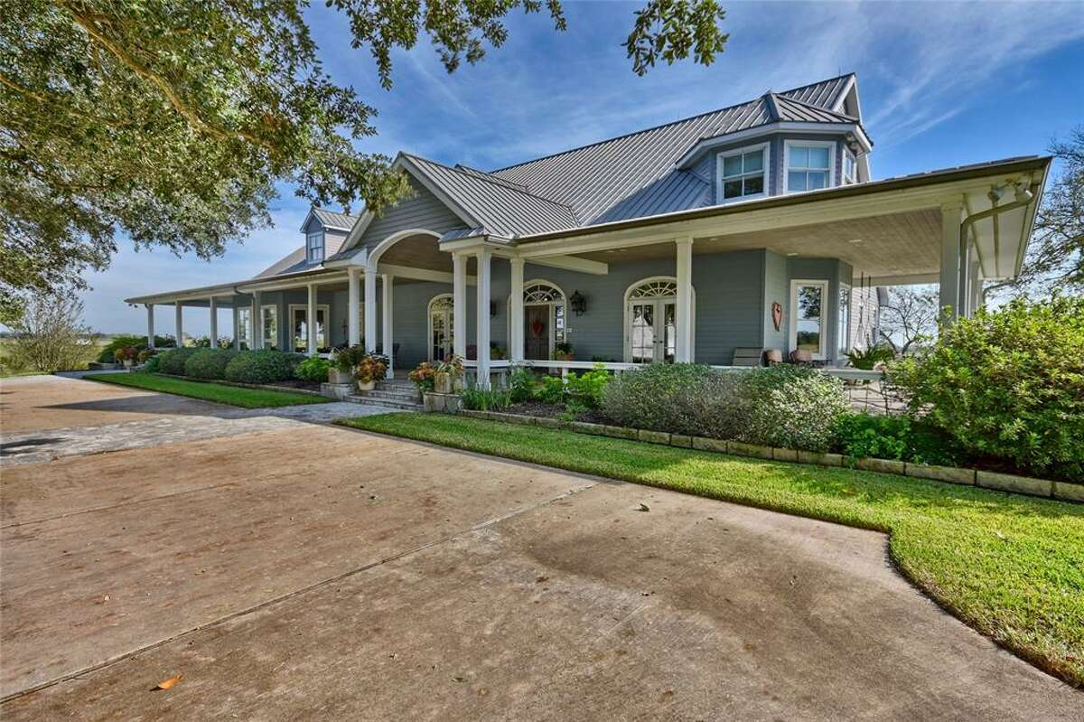 1335 Kiemsteadt Road, Chappell Hill $3.995 million 3 bedrooms 140 acres You would need 14 roommates to afford the estimated $15,258 monthly mortgage. See the listing