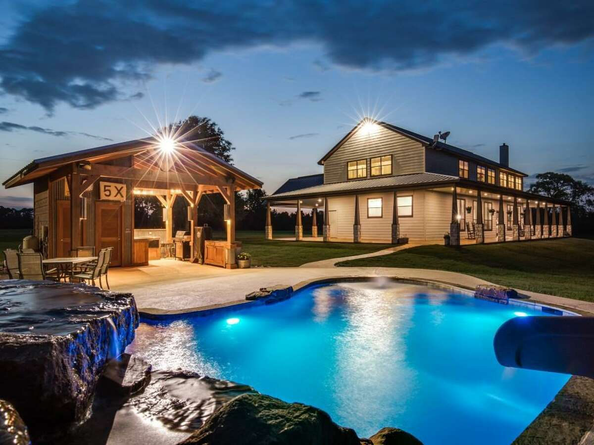1543 Virgie Community Road, Magnolia $11 million 5 bedrooms 420 acres You would need 38 roommates to afford the estimated $42,013 monthly mortgage. See the listing
