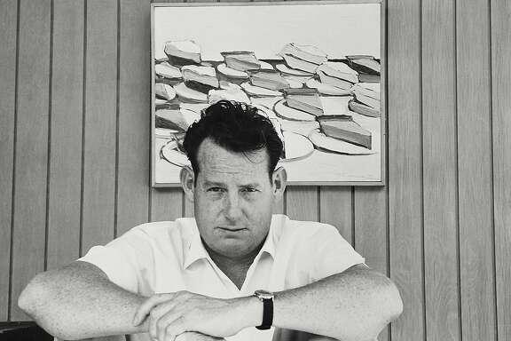 "Betty Jean Thiebaud,�""Wayne Thiebaud, 5th Avenue house"" (1961)"