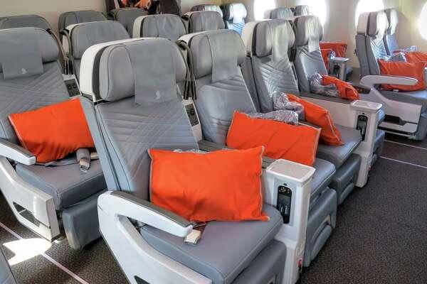 Singapore Airlines premium economy
