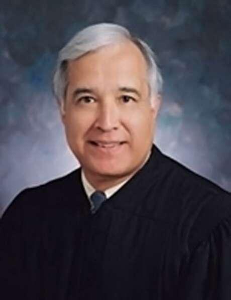 Judge Edward C. Prado Photo: Courtesy