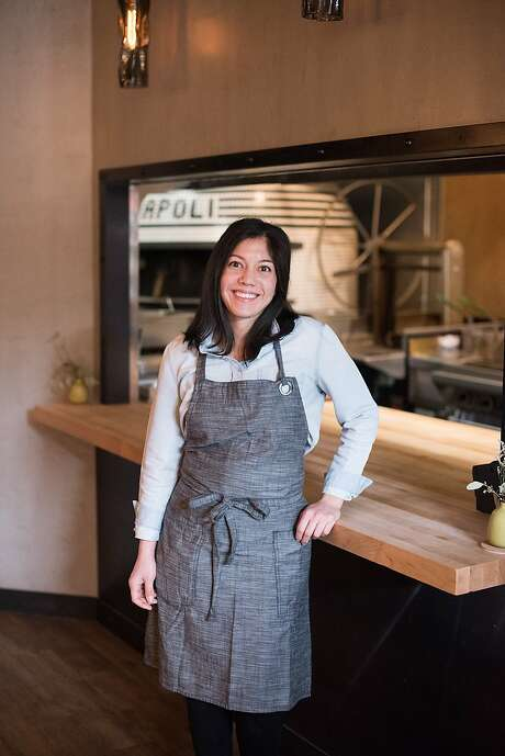 Denise St. Onge is named the executive chef at Contrada. Photo: Contrada