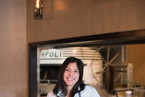 Denise St. Onge was named the new executive chef of Contrada.