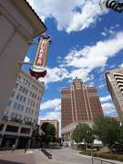 Downtown El Paso, Texas, offers a variety of attractions for tourists. (Pam LeBlanc/Austin American-Statesman/MCT)