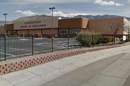KRQE-TV in Albuquerque, New Mexico, reports the Albuquerque School of Excellence student handed out the pot edibles January 2018 before teachers noticed her acting strangely.