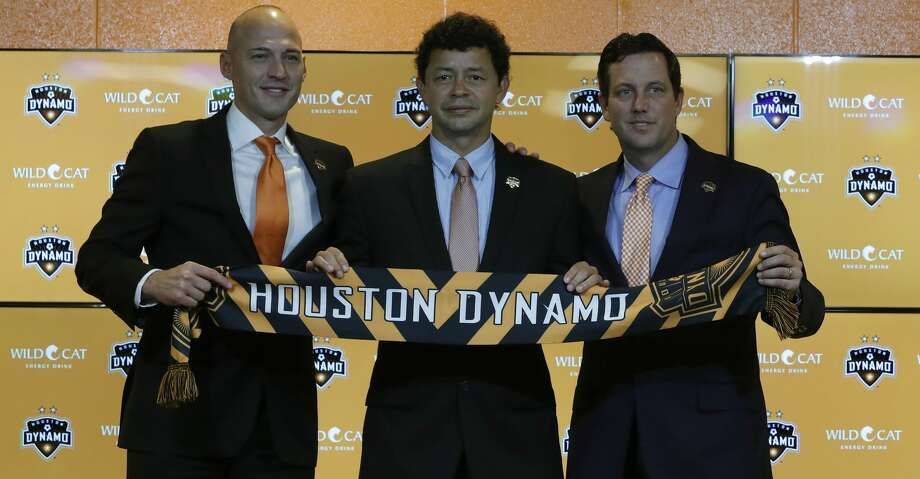 The Dynamo have the No. 20 overall selection in the first round and No. 43 overall in the second round. The first two rounds will be held live in Philadelphia on Friday. Photo: Karen Warren/Houston Chronicle