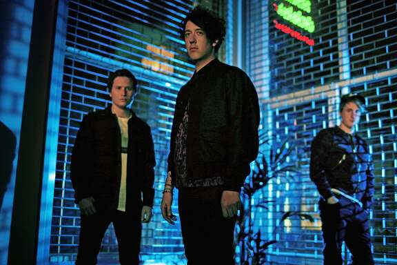The British indie rock band the Wombats