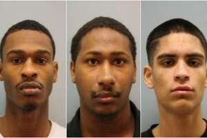 Three suspects assued of the Spring murders.