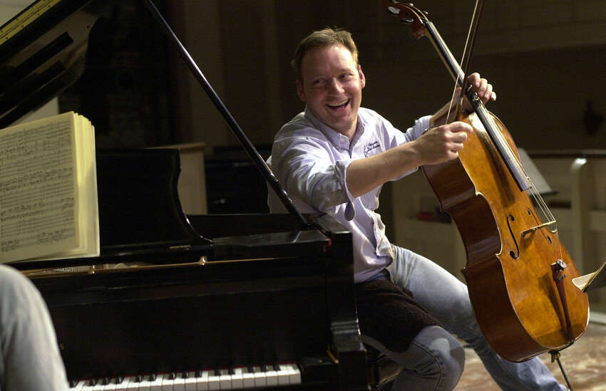 Camerata San Antonio -- including co-founder cellist Kenneth Freudigman (pictured) -- will be joined by guest pianist Viktor Valkov for a salon program featuring works by Falla, Marquez and Debussy, among others. There will be three chances to catch it: Once in Boerne, once in Kerrville and once in San Antonio. 7:30 p.m. Friday, First United Methodist Church, 205 James St., Boerne. 3 p.m. Saturday, First Presbyterian Church, 800 E. Jefferson, Kerrville. 3 p.m. Sunday, University of the Incarnate Word Concert Hall, 4301 Broadway, San Antonio. $20 at cameratasa.org. -- Deborah Martin