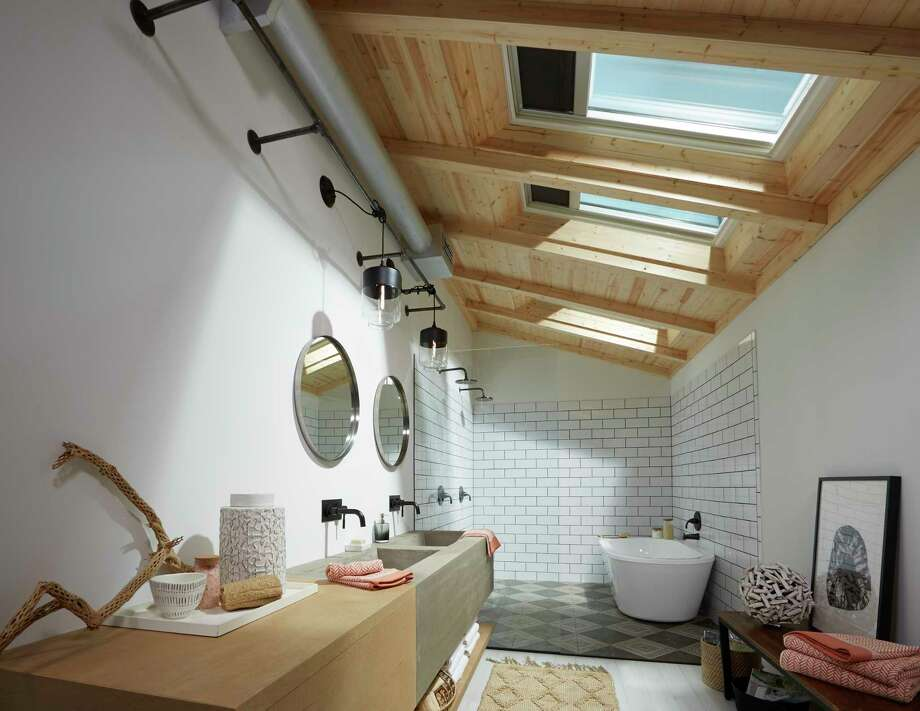 Bring In Light And Fresh Air To Your Bathroom Space. Photo: Courtesy Of  Innovative