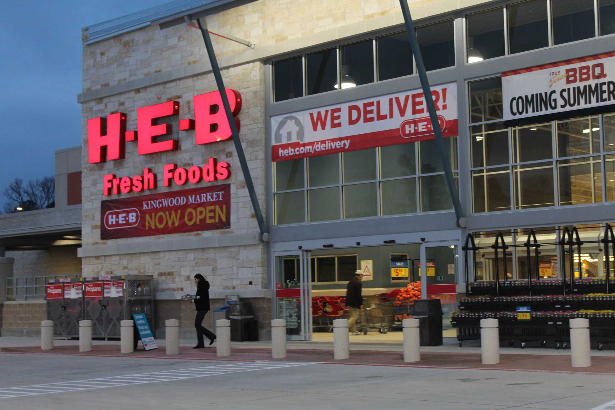 H E B Adds App Based Favor As It Expands Home Delivery