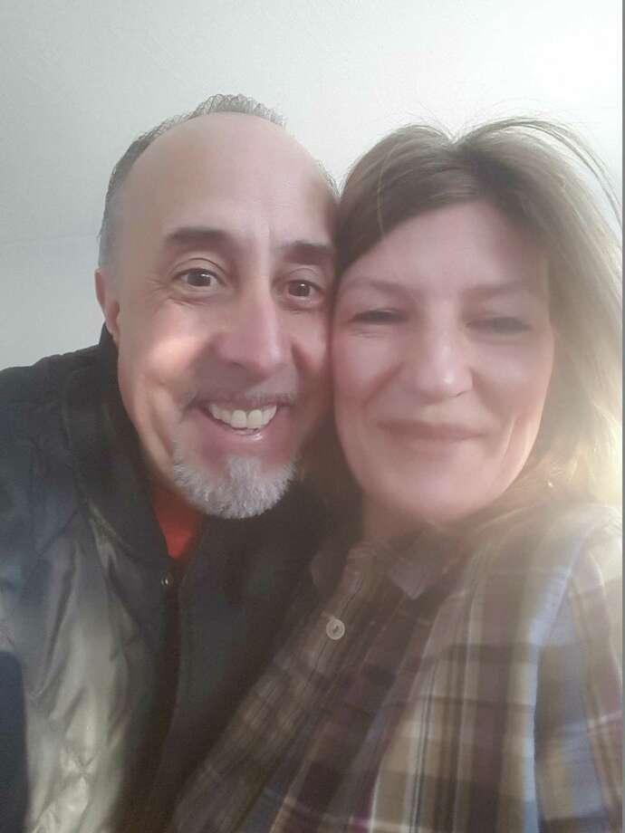 """Paul Hilario and Theresa """"Tabatha"""" Predzimirski Photo: / Contributed Photo"""