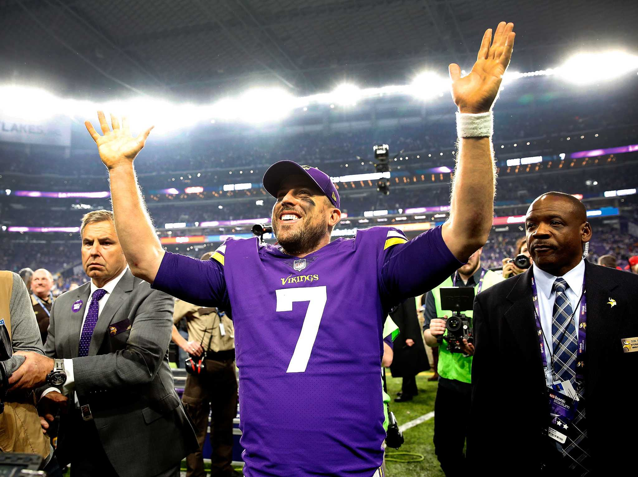 Report: Former UH star Case Keenum will sign with Broncos