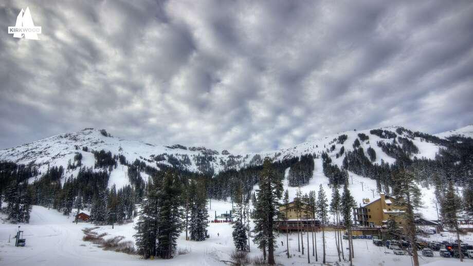it finally looks like winter' in tahoe after overnight storm - sfgate