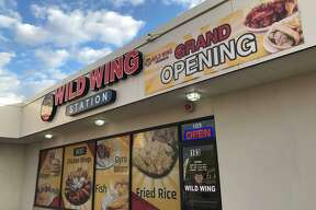 Texas' first Wild Wing Station location opened last week at 5502 Walzem Road. The restaurant chain specializes in wings, but also offers fried rice, gyros, cheeseburgers, a variety of sides and Philly cheesesteaks.